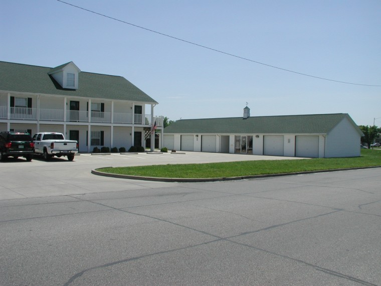 North Point Apartments